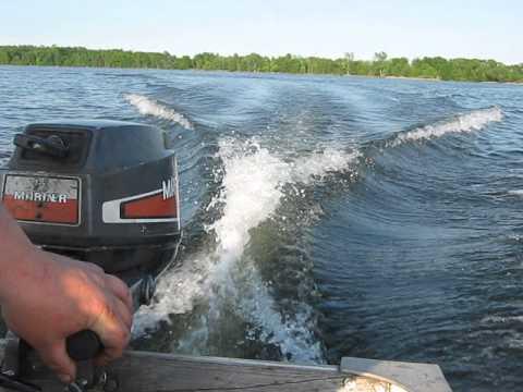 Mariner 8 hp outboard motor