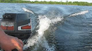 Mariner 8 hp outboard motor