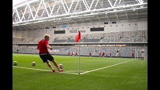 Join FC Nordsjælland on their trip to Stockholm