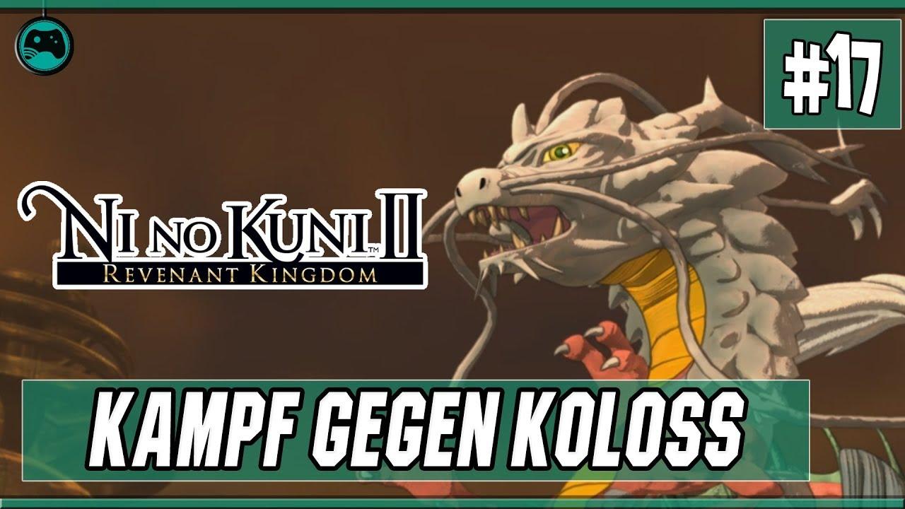 Kampf Gegen Koloss 17 Ni No Kuni 2 Schicksal Eines Königreichs