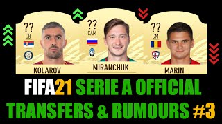 Subscribe: https://www./c/menoi?sub_confirmation=1 instagram: https://www.instagram.com/menoi_official/ fifa 21 | serie a official transfers and r...