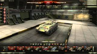 World of Tanks - Patch 8.5 Preview - Aufklärungspanzer Panther