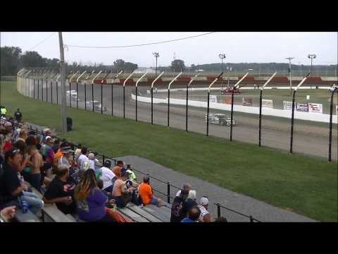 MILLSTREAM SPEEDWAY LONEY HEAT 8-30-15