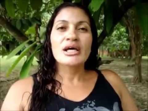Viúva De Chico Mendes Desnuda Marina