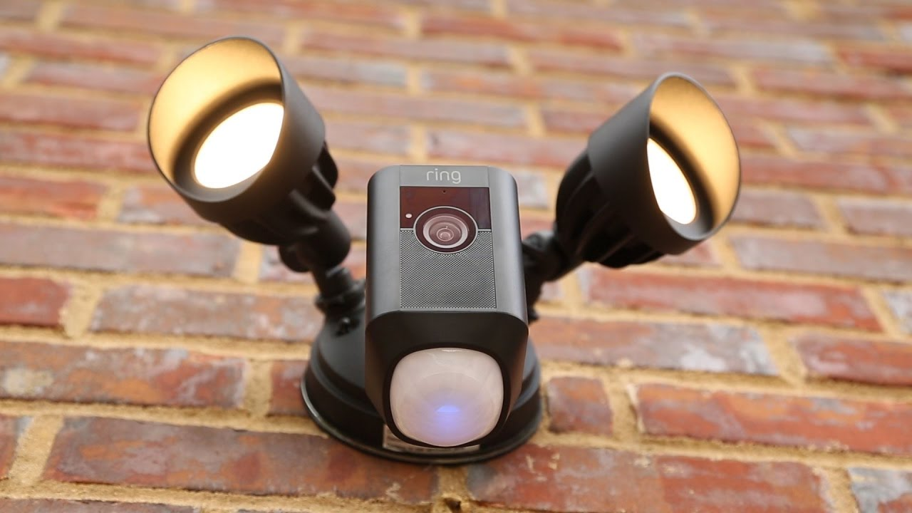 Ring Motion Floodlight Review Youtube