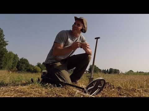 Short Hunt But WOW! Metal Detecting Germany Nr.138