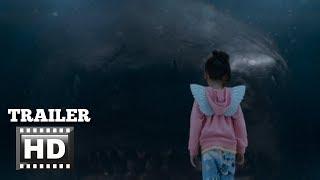 The Meg Official Trailer #1 (2018) Jason Statham