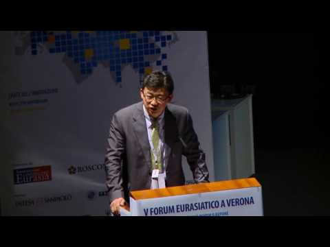 Session V: Innovation infrastructure in Greater Eurasia