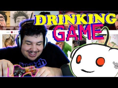 Reddit Drinking Game!?
