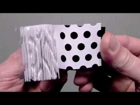 Amazing Hole Punch Flipbooks by Scott Blake