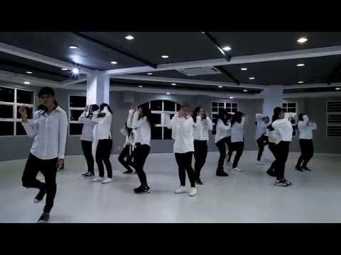 Wanna One (워너원) - 'Beautiful (뷰티풀) Dance Practice 춤 연습