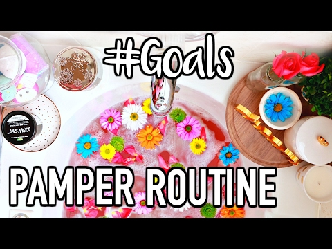 My Pamper Routine 2017   At Home Spa Day