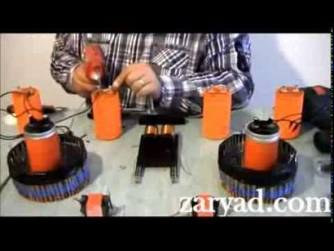 Generador de electricidad infinita youtube - Generador de luz ...