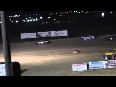 Texas Thunder Speedway Outlaw Twister Feature June 15, 2013