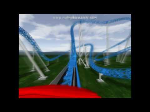 Thrust - A NoLimits Coaster