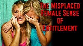 Incels, Female Hypergamy and Misplaced Female Sense of Entitlement