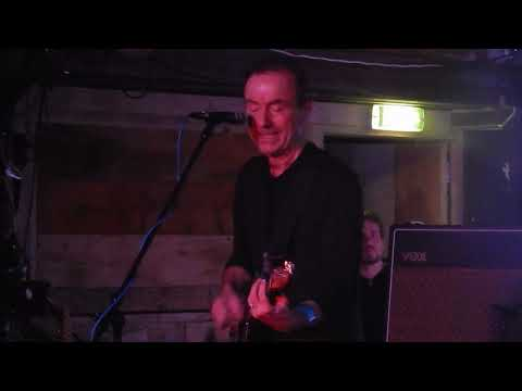 HUGH CORNWELL - no more heroes -fibbers york 17.11.18