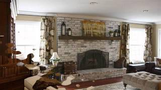 Stone Fireplaces Designs Ideas