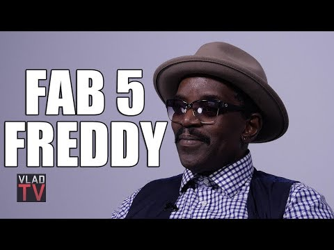 Fab 5 Freddy On Basquiat Dying At 27, Paintings Now Selling For $110M (Part 3)