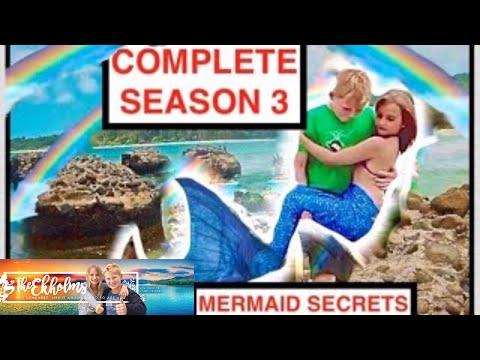Mermaid Secrets of The Deep ~ COMPLETE SEASON 3 with Bonus Footage ~ A Full Movie