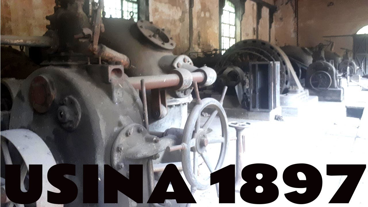 EXPLORAMOS LA USINA ELÉCTRICA MÁS ANTIGUA DE SUDAMÉRICA – USINA BAMBA DE 1897 #URBEX