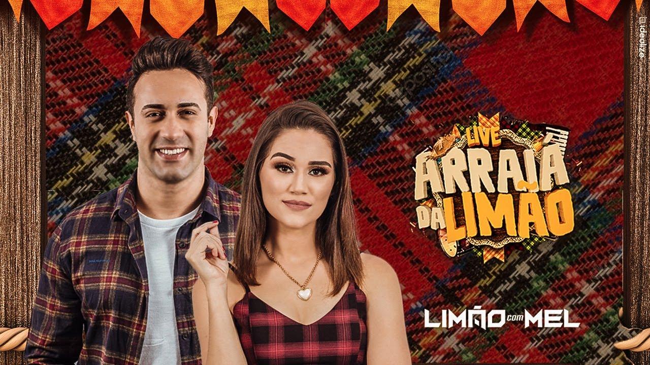 LIVE ARRAIA DA LIMÃO