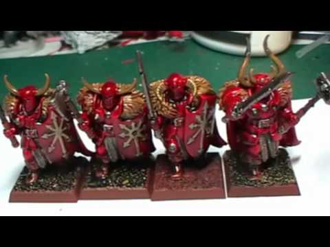 how to dip a miniature with quick shade from army painter - Quick Shade
