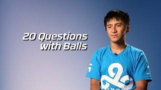 Cloud9 HyperX Balls | 20 Questions