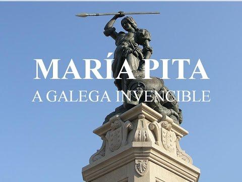 María Pita, a galega invencible.