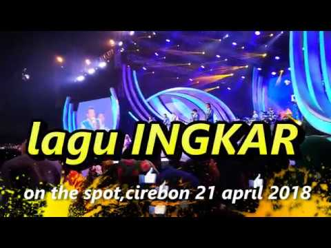 live on the spot rhoma irama lagu ingkar live 21 april 2018 cirebon