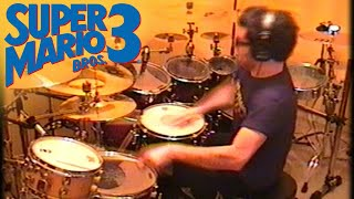 Vadrum Meets Super Mario Bros 3 (Drum Video)