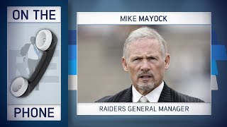 Raiders GM Mike Mayock Talks NFL Draft & More w/Rich Eisen | Full Interview | 4/29/19