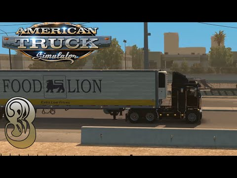 American Truck Simulator SP #3| Let's talk about that