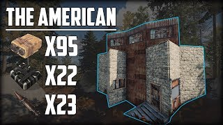 [The American] Rust Base Design Building 3.2