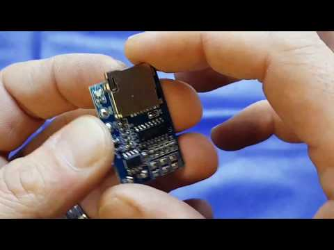 Another super-cheap MP3 decoder module build / tutorial - great sound quality!