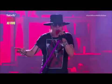 Guns N' Roses - You Could Be Mine - Rock In Rio 2017