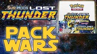 Pokemon Lost Thunder PACK WARS!!!