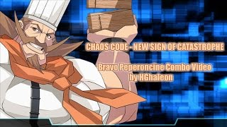 Chaos Code - New Sign of Catastrophe - Bravo Ultimate Combo Video