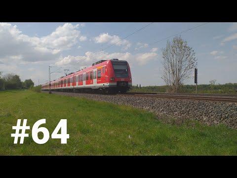 Kurzvideo#64 [2× Br.423 bei Ditzingen]