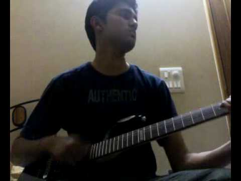 rocking goa- DIL CHAHTA HAI (guitar part) - YouTube