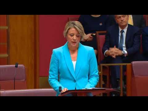 Kristina Keneally first speech