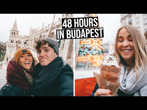48 Hours in Budapest | Everything To Do This Winter