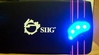 SIIG SuperSpeed USB 3.0 to SATA 3Gb/s Hard Drive Docking w/ Fan Review