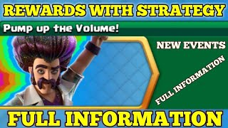 New Events Pump up the Volume Full Information in 7th Anniversary Events Clash of Clans