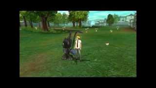 Digimon Masters Online - BlackGatomon - all evolutions and attacks