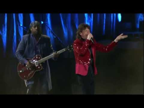 Rolling Stones - Let's Spend The Night Together (live) HD