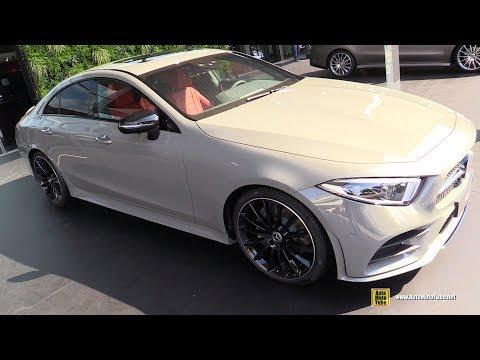 2020 Mercedes CLS 200d - Exterior and Interior Walkaround - 2019 Frankfurt Motor Show