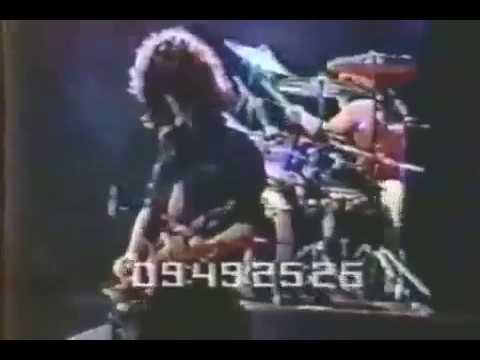 Aerosmith - Bone To Bone (Coney Island White Fish Boy) - Live In Oakland 1984