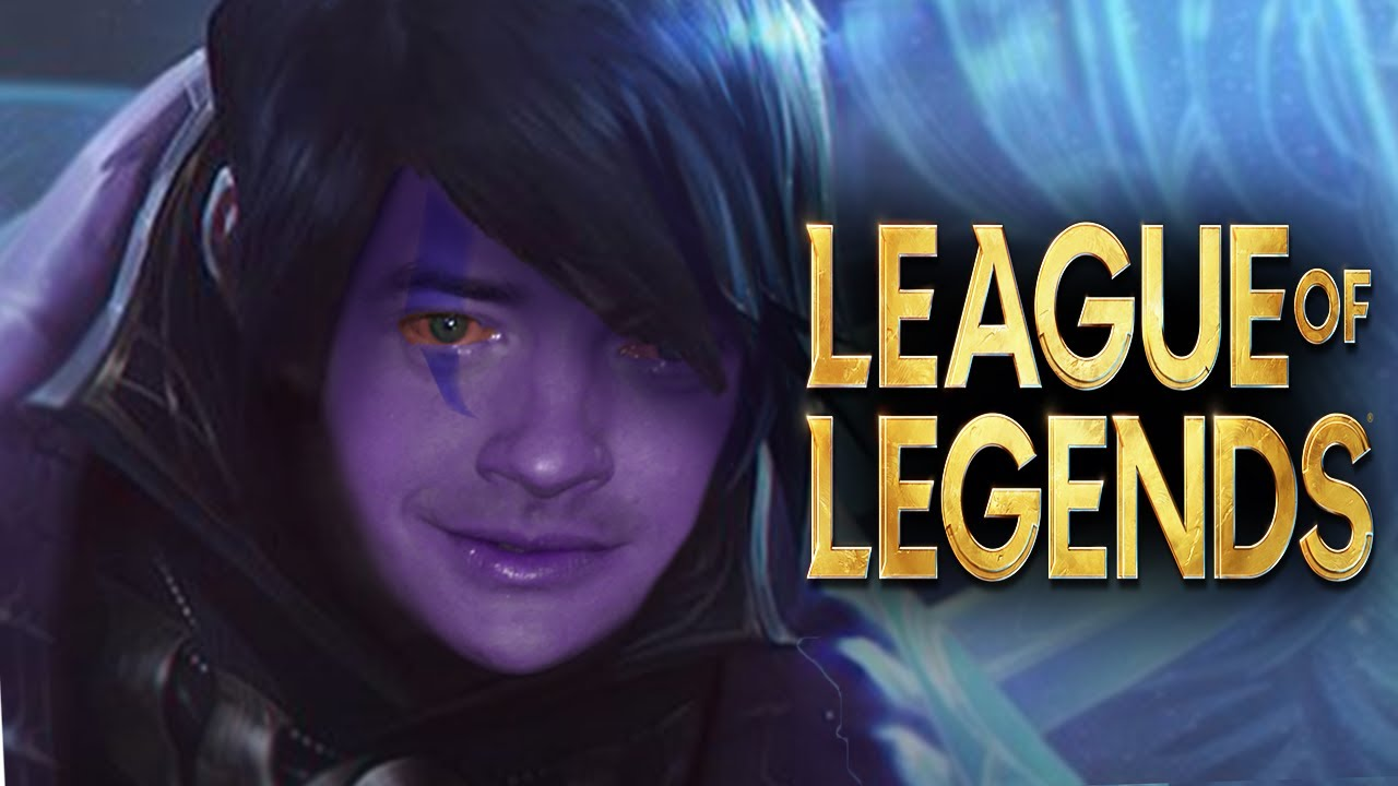 Aphelios might be the strongest champion in League of Legends thumbnail