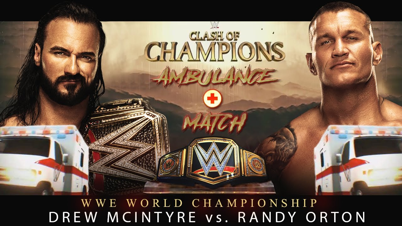 WWE CLASH OF CHAMPIONS 2020 || CONFIRMED MATCH CARD PREDICTIONS